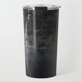 Waterfall (The Unknown) Travel Mug