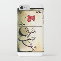 baseball iPhone & iPod Cases featuring Baseball by Funniestplace