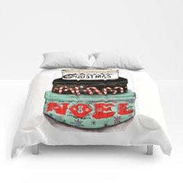 christmas box Comforters