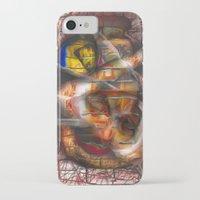 lantern iPhone & iPod Cases featuring Lantern by John Hansen