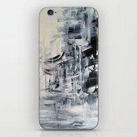 singapore iPhone & iPod Skins featuring Singapore II by Kasia Pawlak
