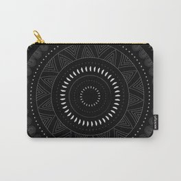 Doodle Circle Carry-All Pouch