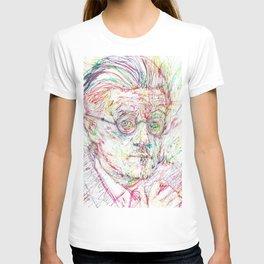JAMES JOYCE portrait T-shirt