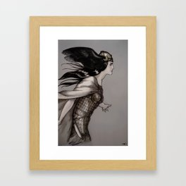 Valkyrie Framed Art Print
