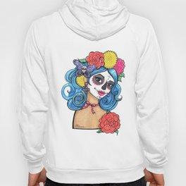 Dia de los Muertos: Sugar Skull Girl Hoody