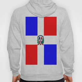 Flag of Dominican Republic Hoody
