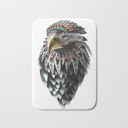 Fantasy Eagle Art Bath Mat