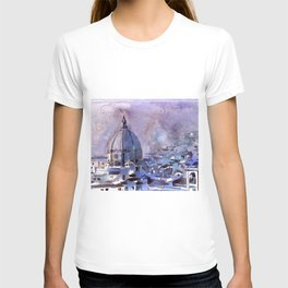 Florence from the Palazzo di Michelangelo- Florenc T-shirt