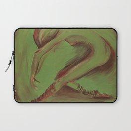 Dancer green Laptop Sleeve