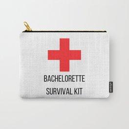 Bachelorette Survival Kit Carry-All Pouch