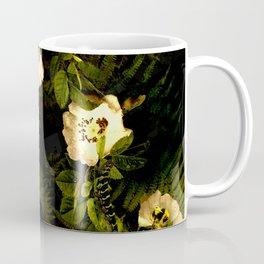Floral Night III Coffee Mug