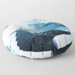 River Monster Floor Pillow