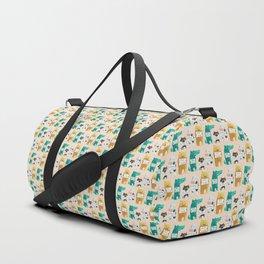 Animal idioms - its a free world Duffle Bag