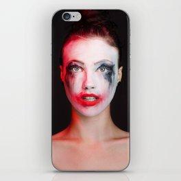 Joker Girl  iPhone Skin