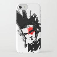 beethoven iPhone & iPod Cases featuring Beethoven Punk by viva la revolucion
