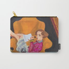 """""""mary, sunday afternoon"""" Carry-All Pouch"""