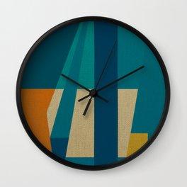 Oil Tanker Wall Clock