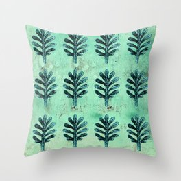 Against Entropy Throw Pillow