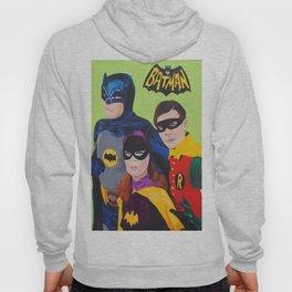 Bat Trio 66 Hoody