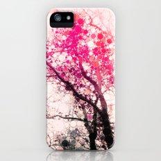 Tree Silhouette 2 Slim Case iPhone (5, 5s)