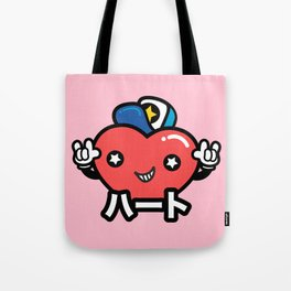Kokoro - Love Girl Tote Bag