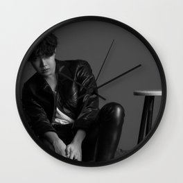 J-Hope / Jung Ho Seok - BTS Wall Clock