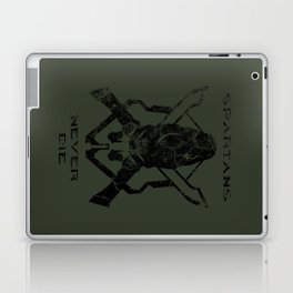 Spartans Never Die  |  Halo Laptop & iPad Skin