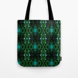 Green Pines Tote Bag