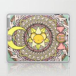 Cuteness Mandala Laptop & iPad Skin