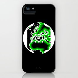 Plano Marenostrum iPhone Case