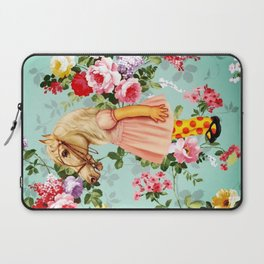 Pony Girl Laptop Sleeve