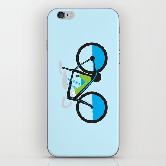 The Water Cycle iPhone & iPod Skin