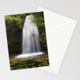 Ethereal Shadow Falls Stationery Cards