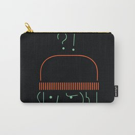 Confused Nawar Carry-All Pouch