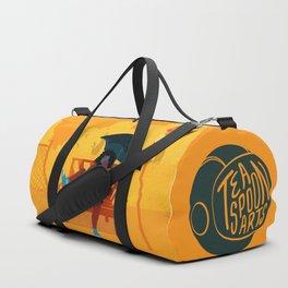 Summer Goth Duffle Bag