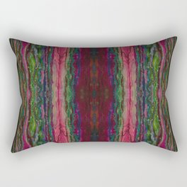 Spellbinding Impasse (Bioluminescent Field) (Reflection) Rectangular Pillow