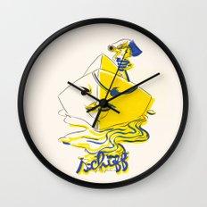 Schiff Wall Clock