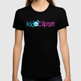 Kid Eclipse Print T-shirt