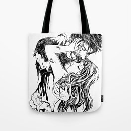 Necromantic Tote Bag