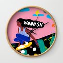 SKATER GIRL WOOOSH by katemockford