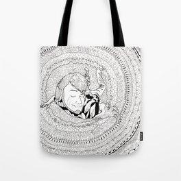 mandala002 Tote Bag