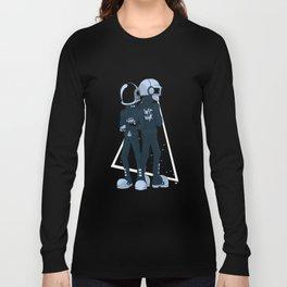 DOIN IT RIGHT Long Sleeve T-shirt