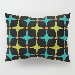 Mid Century Modern Star Pattern 926 Pillow Sham