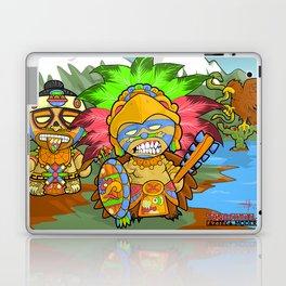 Tenochtitlan - Azteca Moderno  Laptop & iPad Skin