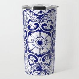 Chinese Lucky Pattern Travel Mug