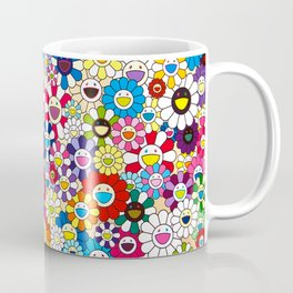 Takashi Murakami Shangri-la Shangri-la Shangri-la Coffee Mug
