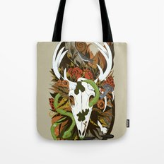 Nature Thrives Tote Bag