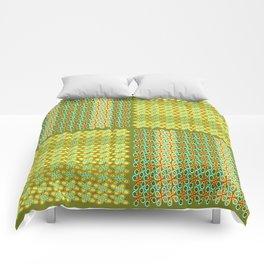 Westwork Patchwork II -Yello Comforters