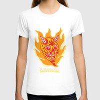 diablo T-shirts featuring El Diablo VFX  by El Diablo VFX