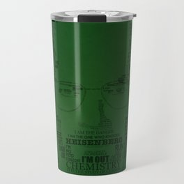 Breaking Bad:  Walter White Travel Mug